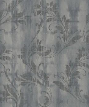 Rasch Textil Aristide 23-228075 Vliestapete blau Schlafzimmer Neo-Barock