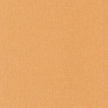 Tapete orange Uni 36-LINN68523366 Caselio - Linen II