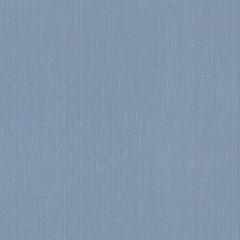 Unitapete Taubenblau Vlies