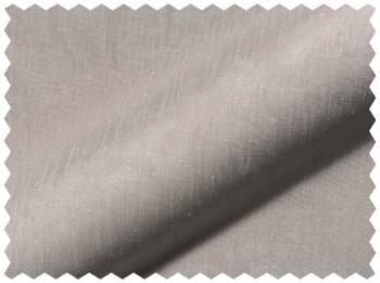 Stoff Grau-Braun Volie Uni