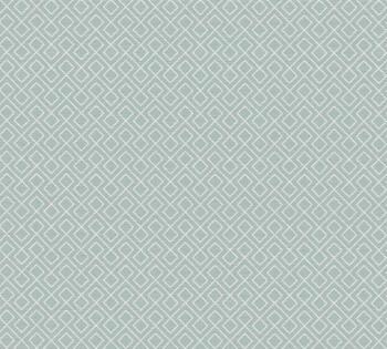 AS Creation Björn 35180-4, 351804 Tapete Vlies Muster hell-blau