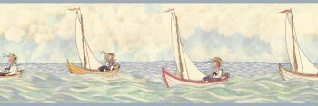 Segelboot Borte