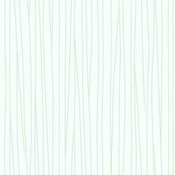 Tapete Streifen Schimmer Mint-Grün