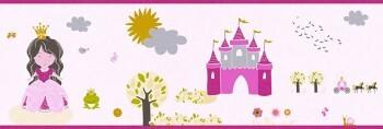 Borte Vlies Rosa Prinzessin