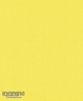 Uni-Tapete Vlies Sonnen-Gelb