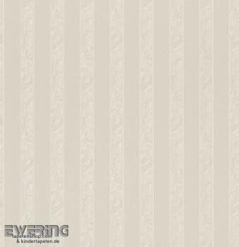 Strictly Stripes 23-362366 Creme Streifen Vinyltapete