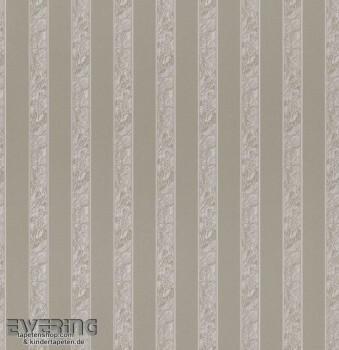 Strictly Stripes 23-362427 silber Vinyl-Tapete Streifen