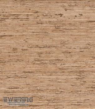 23-215259 Vista 5 Rasch Textil taupe Gras-Tapete glänzend