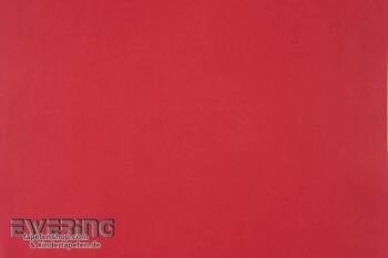 Uni Erdbeer-Rot Papiertapete