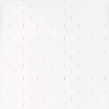 Tapete Weiß Muster Dreieck