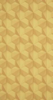Loft 12-218417 BN/Voca Vliesapete grafisches Muster gelb