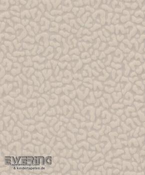 Rasch Textil Cassata 23-077468 Leopardenmuster sand-grau Tapete