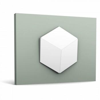 3D-Paneel W105 Orac Decor Rombus Zierelement