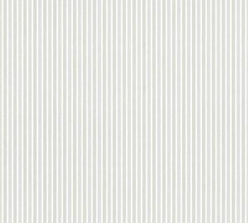 Vliestapete As Creme-Weiß Streifen Glänzend