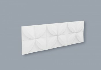 3D-Paneel 5er Set NMC FLOWER Noel Marquet Wandelement