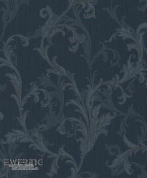 23-078267 Liaison Rasch Textil Nachtblau Verzierung Textiltapete