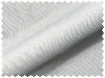 Volie Stoff Grau-Blau Transparent