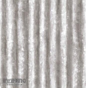 Rasch Textil Reclaimed 23-022336 Glanz silber Muster Vliestapete