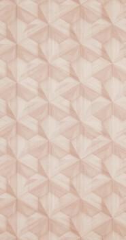 BN/Voca Loft 12-218412 Tapete grafisches Muster altrosa