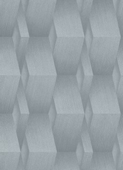 Vliestapete silber-graue 3D-Optik 33-1004610 Fashion for Walls