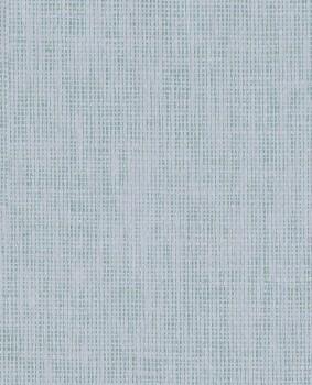 Tapete Papier Blau Glänzend Jugendzimmer