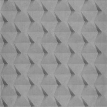 Caselio - Tonic 36-TONI69509015 Vlies-Tapete silber-grau 3D-Optik