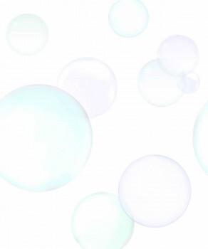 Seifenblasen Wandbild Xl