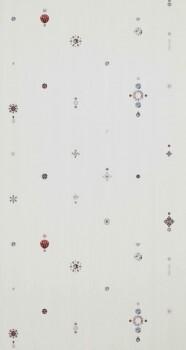 BN/Voca Neo Royal 12-218649 Vliestapete weiß kleine Diamanten