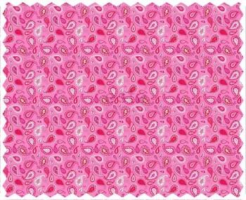 Dekostoff Mädchenzimmer Pink