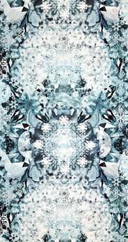 Neo Royal 12-218648 BN/Voca Vliestapete meer-blau Kristalle Vlies