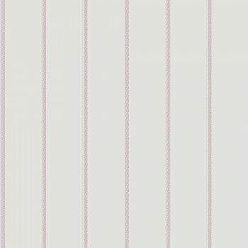 Creme-Weiß Streifen Mädchen