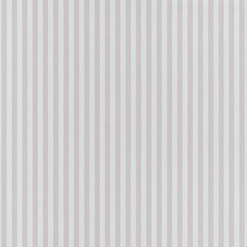 Streifen Rosa Weiß Tapete