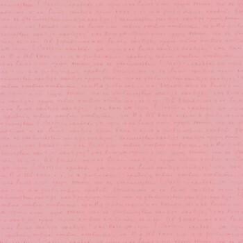 Papiertapete Pink Schrift