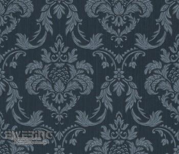 Rasch Textil Liaison 23-078069 Nachtblau Ornament Textiltapete