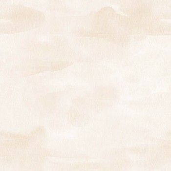 Wandbild Uni Sand Aquarell-Optik