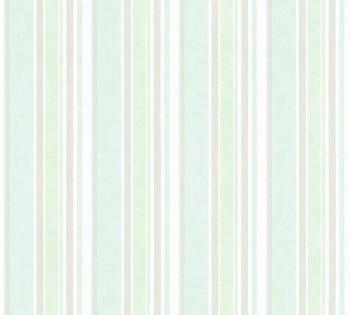 Vliestapete Mintrün Streifen