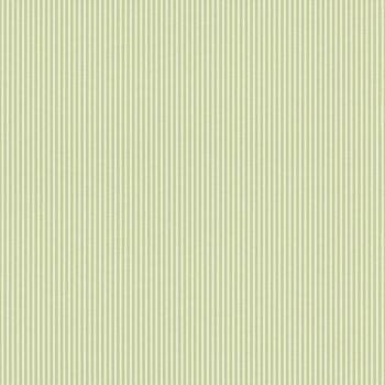 Streifen Grün Weiß Vlies-Tapete