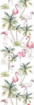 Flamingo Fototapete Xl