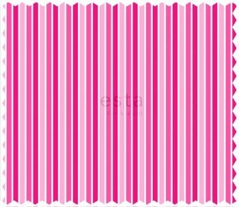 Mädchenzimmer Dekostoff Pink-Rosa
