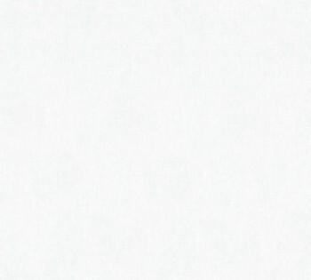 Unitapete Weiß Vlies Feine Struktur