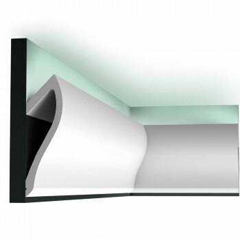 Deckenleiste C371 Orac Decor Shade Lichtleiste
