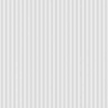 Vliestapete Grau-Weiße Streifen