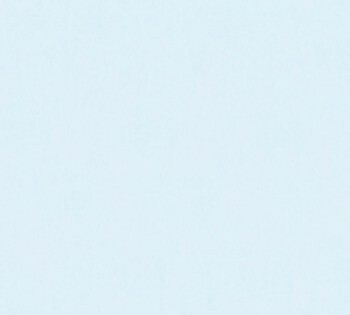 Vliestapete Mint-Blau Uni