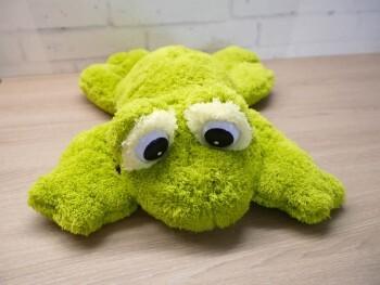 Stofftier Frosch Grün Xxl Kuscheltier