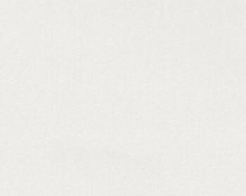 Unitapete Weiß Vlies-Tapete Einfarbig