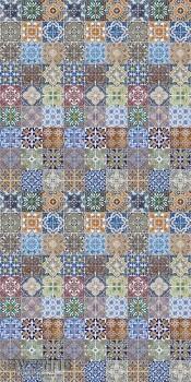 Rasch Textil Cabana 23-158603 Fototapete spanische Fliesen bunt