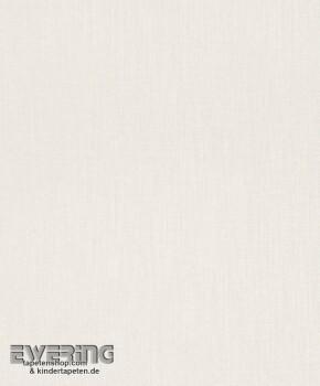 23-077109 Cassata Rasch Textil creme-weiß Unitapete Textiltapete