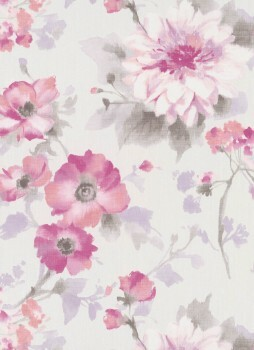 Tapete rosa Blumen 33-1005105 Fashion for Walls