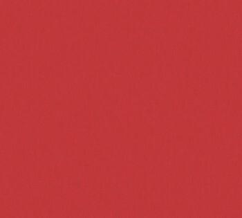 Vlies Tapeteknall-Rot Uni