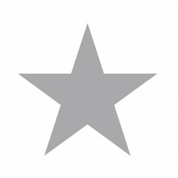 Tapete Graue Sterne